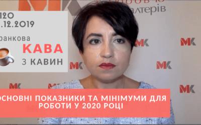 Ранкова КАВА з КАВИН 31.12.2019 випуск 120