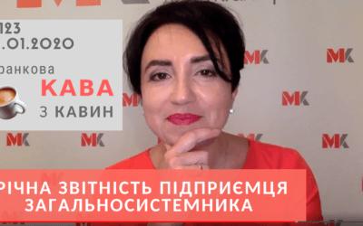 Ранкова КАВА з КАВИН 21.01.2020 випуск 123