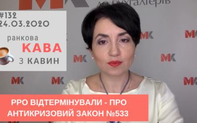 Ранкова КАВА з КАВИН 24.03.2020 випуск 132