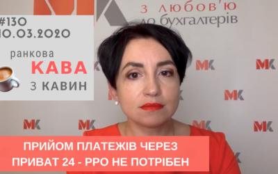 Ранкова КАВА з КАВИН 10.03.2020 випуск 130